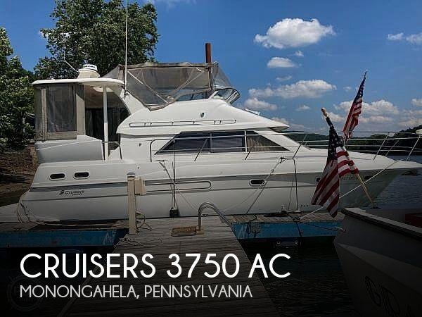 2002 Cruisers Inc 3750