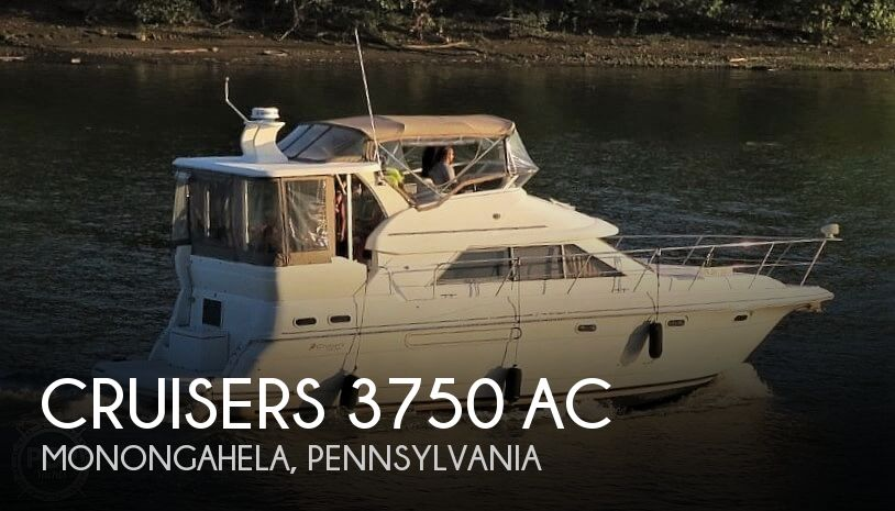 2002 Cruisers Yachts boat for sale, model of the boat is 3750 AC & Image # 1 of 27