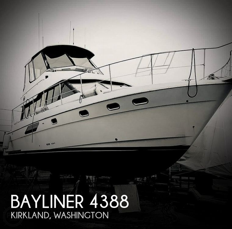 Used Bayliner Boats For Sale by owner | 1993 Bayliner 4388