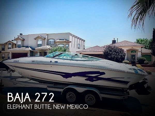 Used Boats For Sale in New Mexico by owner | 1998 Baja 272 Performance