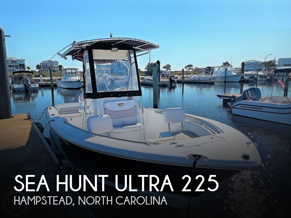 Used Sea Hunt Boats For Sale in North Carolina by owner | 2013 Sea Hunt Ultra 225