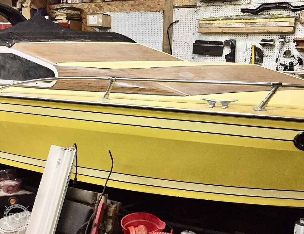 1977 Sleekcraft boat for sale, model of the boat is Ambassador 26 & Image # 3 of 9