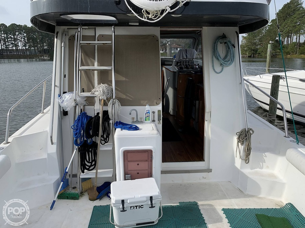 1993 Mediterranean boat for sale, model of the boat is 38' & Image # 14 of 40