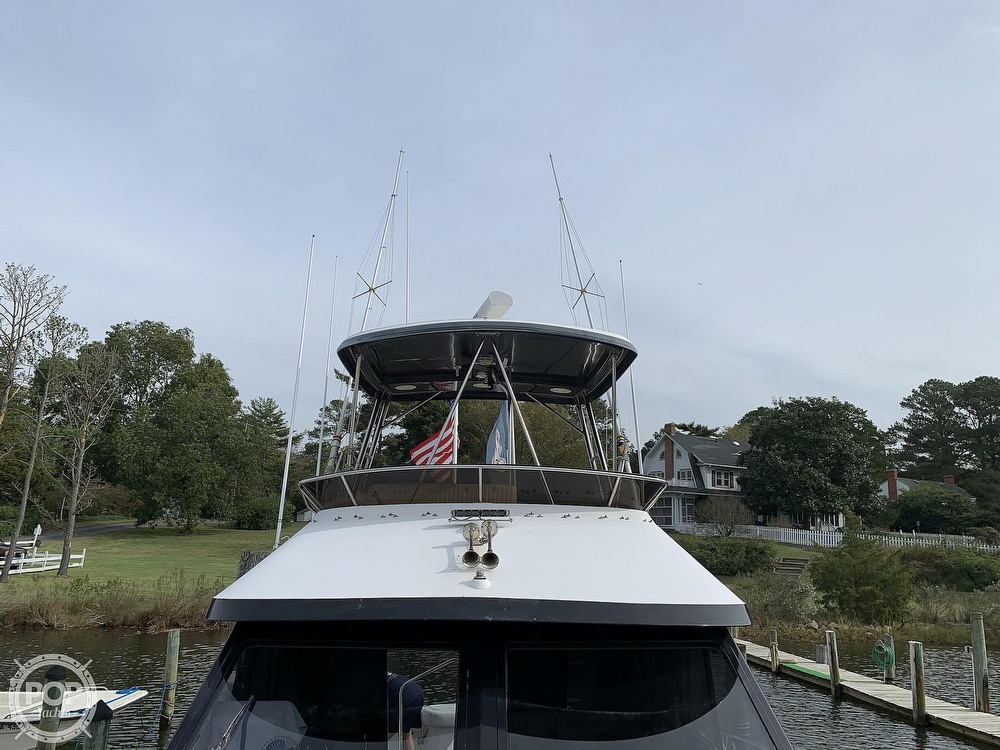 1993 Mediterranean boat for sale, model of the boat is 38' & Image # 33 of 40
