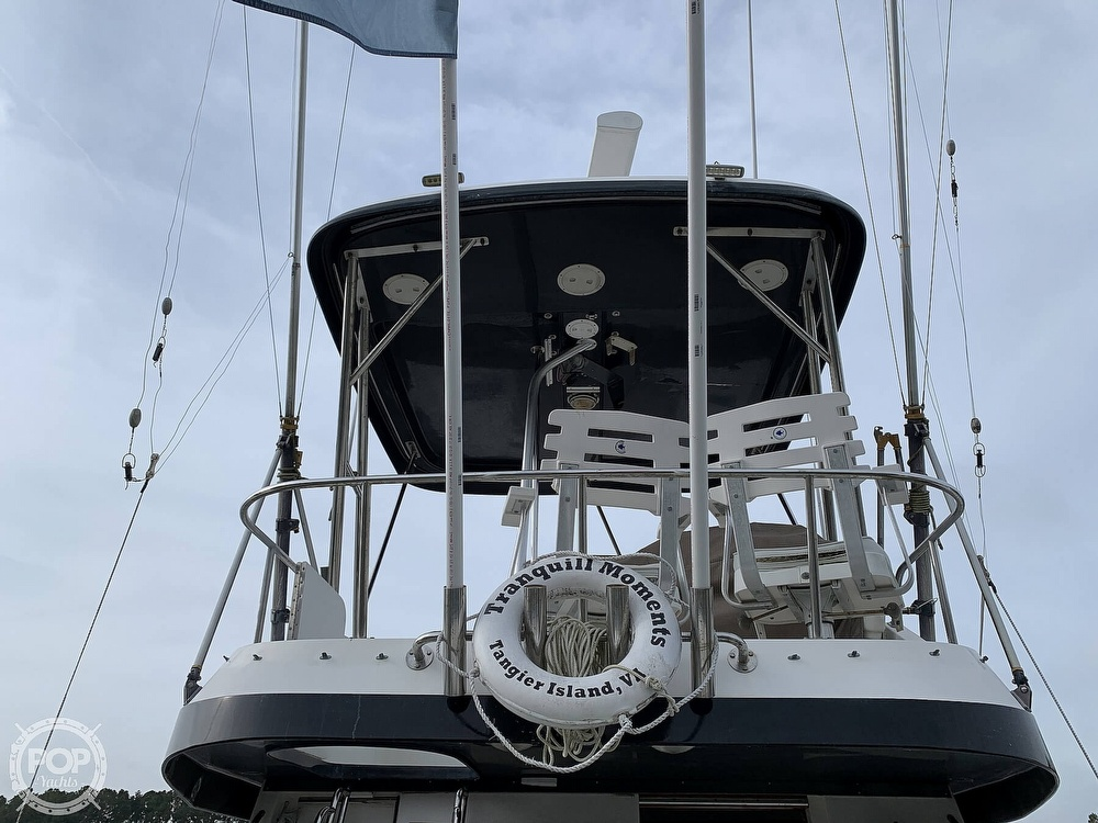 1993 Mediterranean boat for sale, model of the boat is 38' & Image # 8 of 40