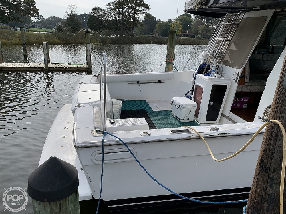 1993 Mediterranean boat for sale, model of the boat is 38' & Image # 9 of 40