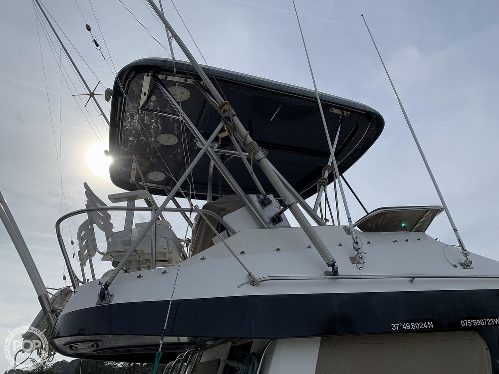 1993 Mediterranean boat for sale, model of the boat is 38' & Image # 7 of 40