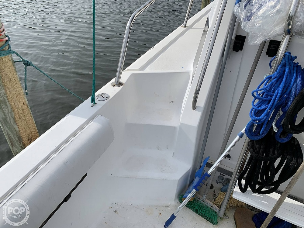 1993 Mediterranean boat for sale, model of the boat is 38' & Image # 28 of 40