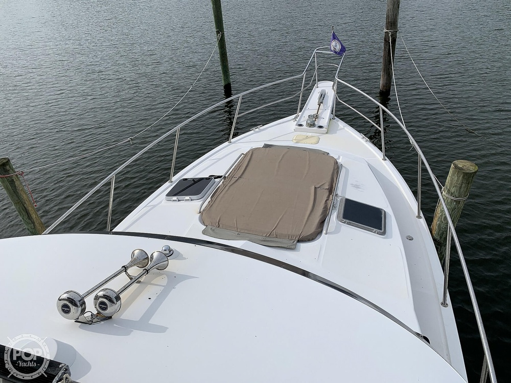 1993 Mediterranean boat for sale, model of the boat is 38' & Image # 39 of 40