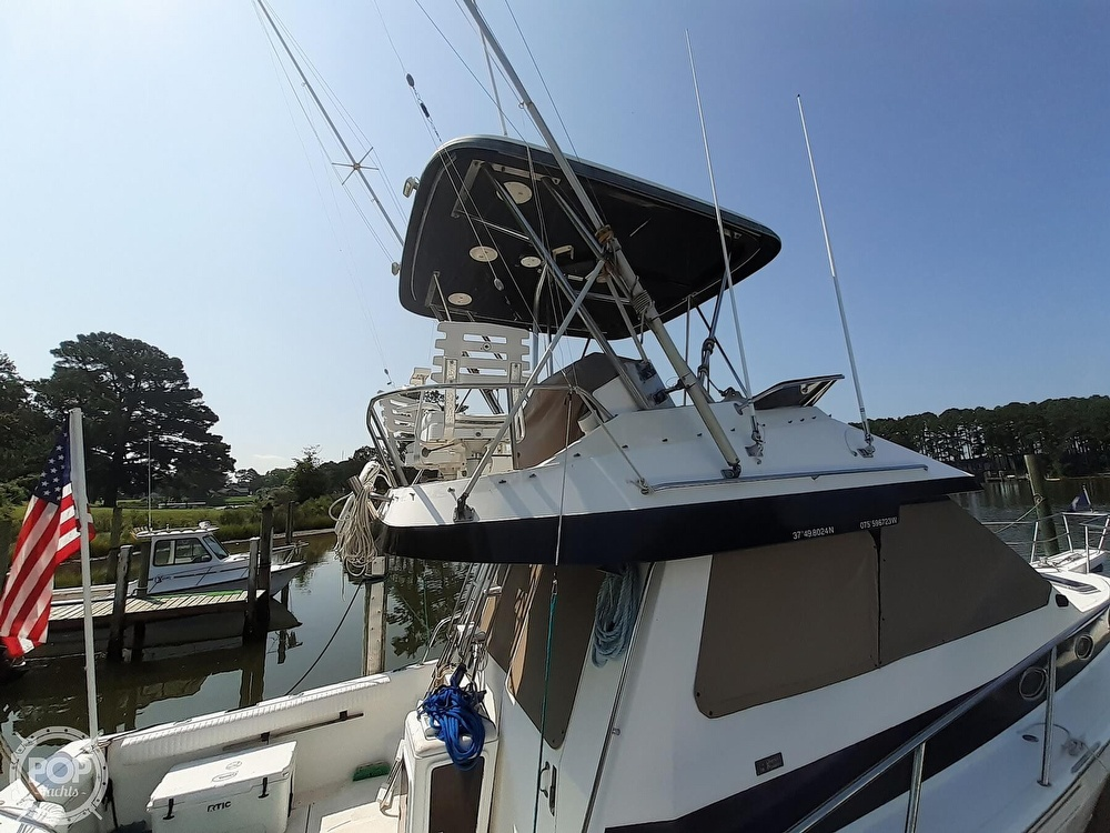 1993 Mediterranean boat for sale, model of the boat is 38' & Image # 3 of 40