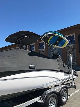2017 Yamaha boat for sale, model of the boat is 212 Limited S & Image # 3 of 40
