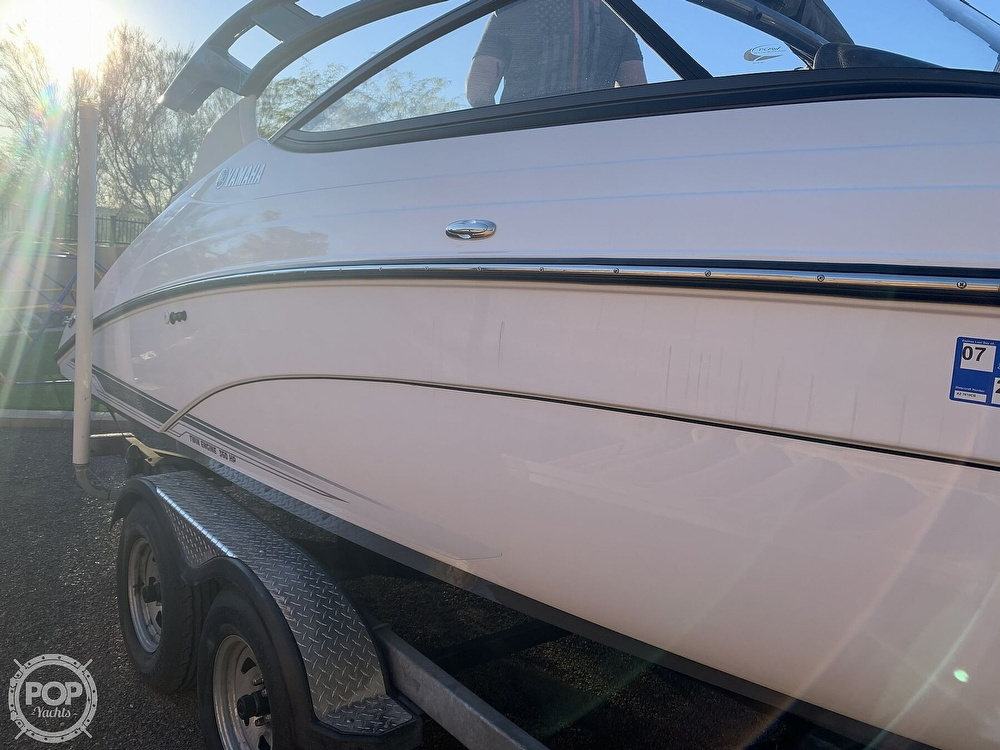 2017 Yamaha boat for sale, model of the boat is 212 Limited S & Image # 16 of 40