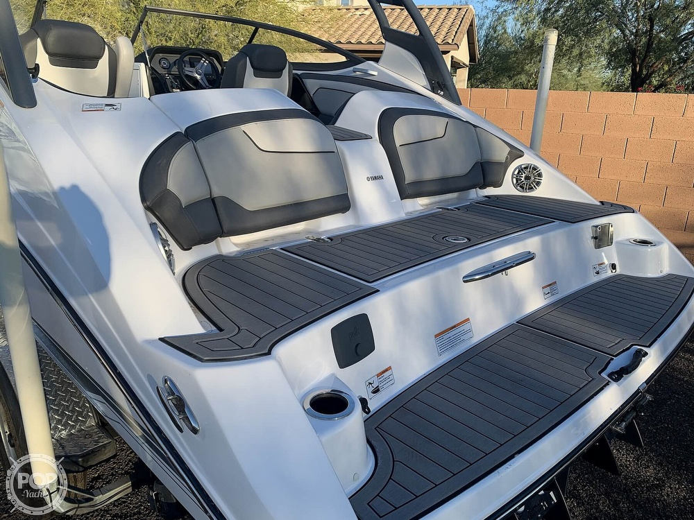 2017 Yamaha boat for sale, model of the boat is 212 Limited S & Image # 36 of 40