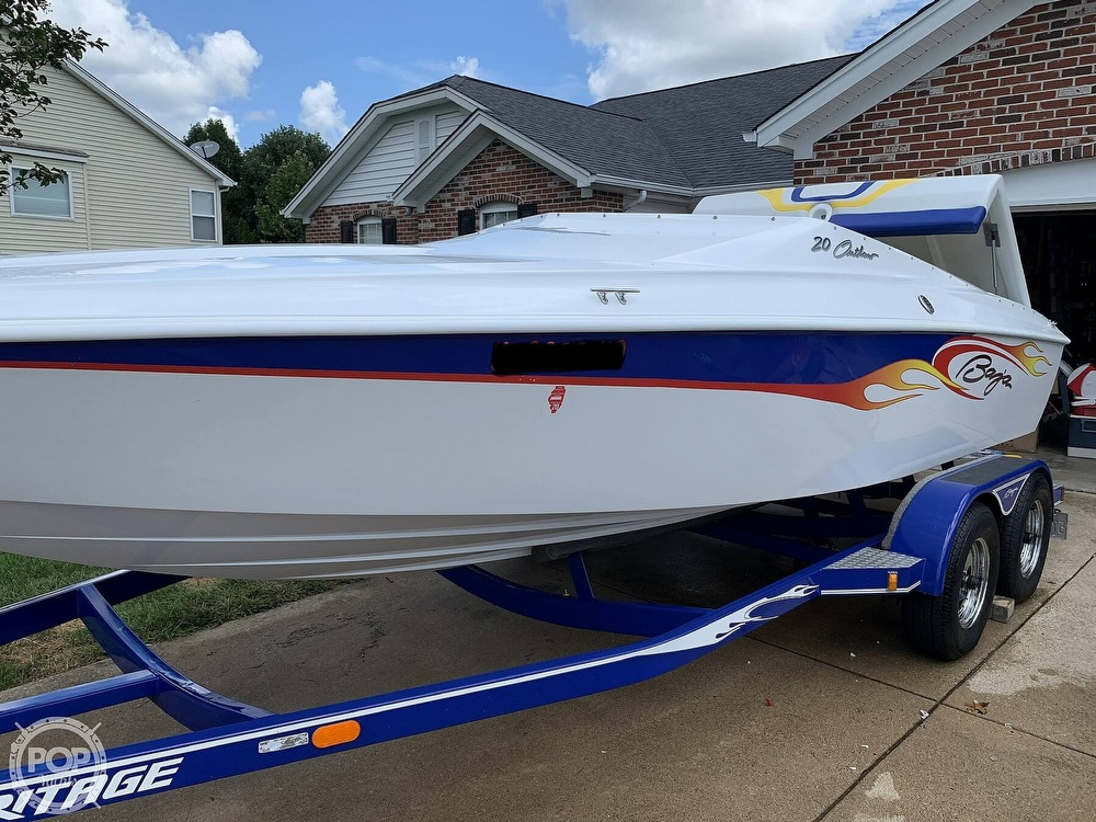 2003 Baja boat for sale, model of the boat is 20 Outlaw & Image # 3 of 41