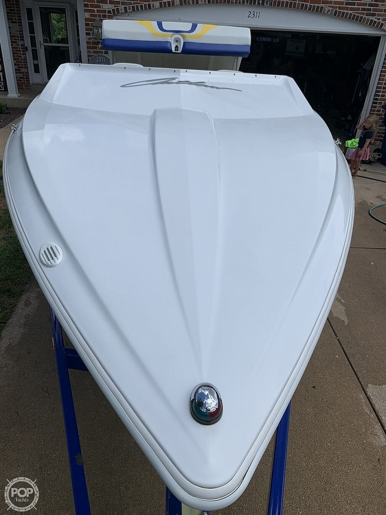 2003 Baja boat for sale, model of the boat is 20 Outlaw & Image # 2 of 41