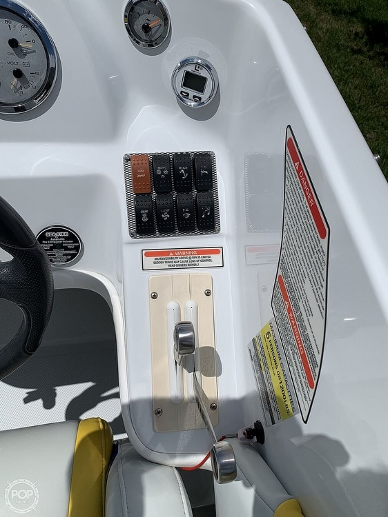 2003 Baja boat for sale, model of the boat is 20 Outlaw & Image # 37 of 41