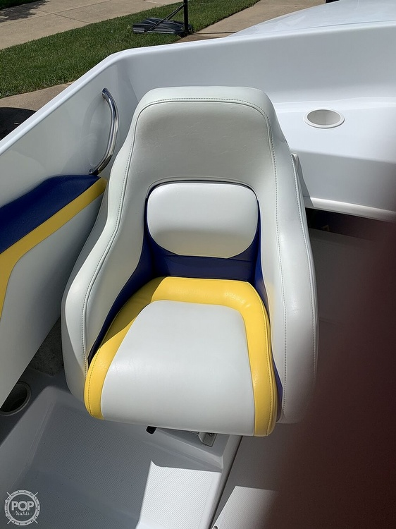 2003 Baja boat for sale, model of the boat is 20 Outlaw & Image # 40 of 41