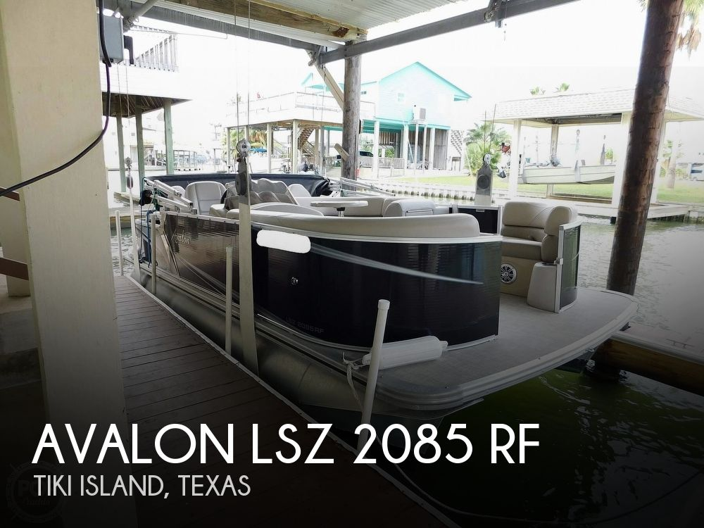 2018 Avalon boat for sale, model of the boat is LSZ 2085 RF & Image # 1 of 40