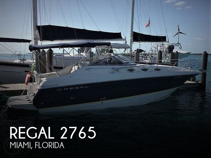 Used Regal 2765 Boats For Sale by owner | 2004 Regal 2765