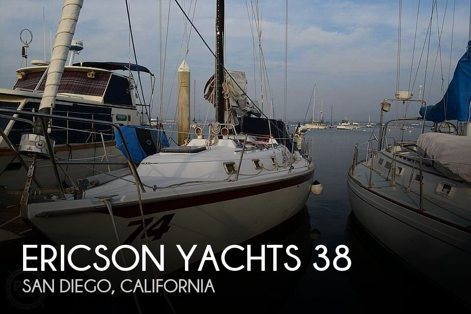 Used Ericson Boats For Sale by owner | 1982 Ericson Yachts 38