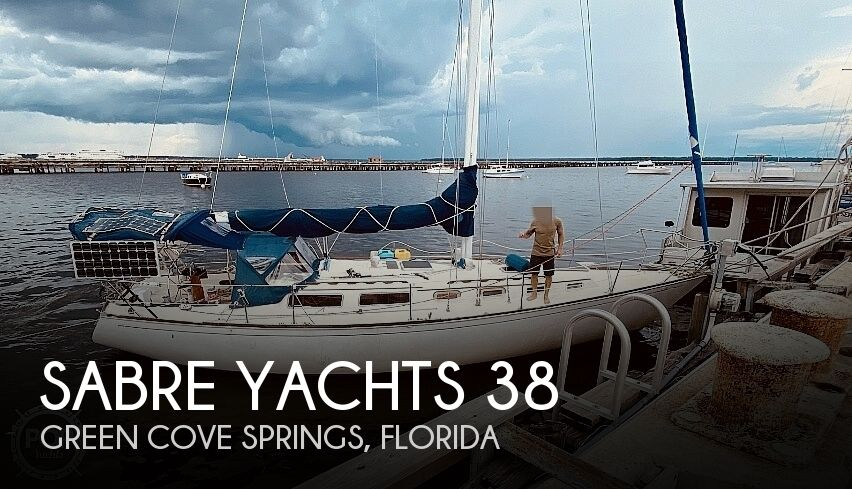 1983 Sabre Yachts boat for sale, model of the boat is 38 & Image # 1 of 40