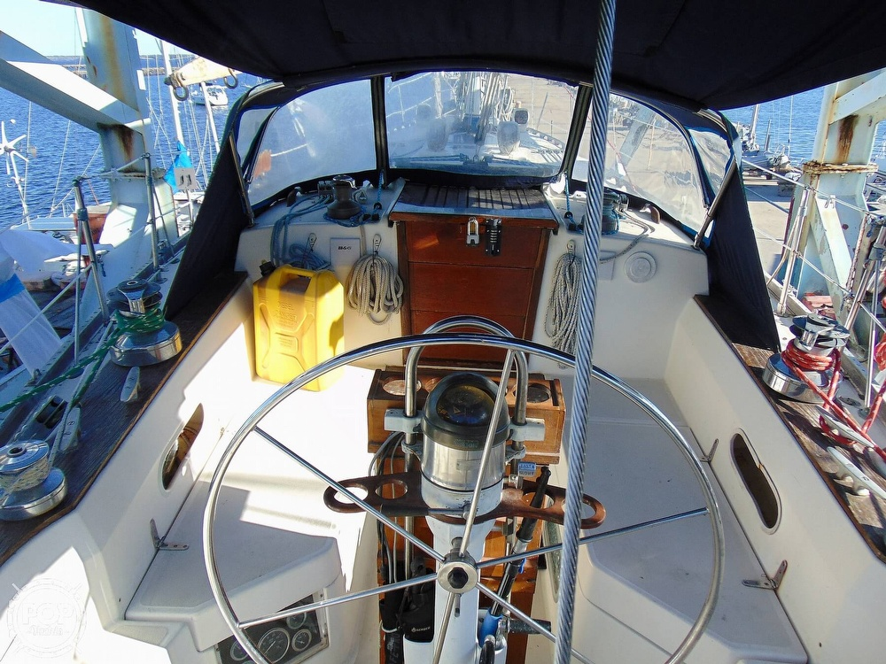 1983 Sabre Yachts boat for sale, model of the boat is 38 & Image # 40 of 40