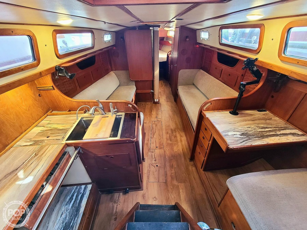 1983 Sabre Yachts boat for sale, model of the boat is 38 & Image # 5 of 40