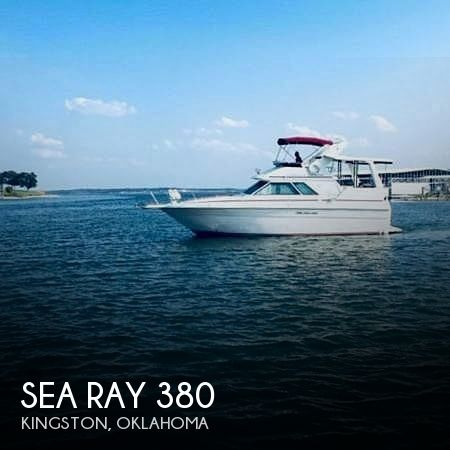 Used Power boats For Sale in Oklahoma by owner | 1989 Sea Ray 380