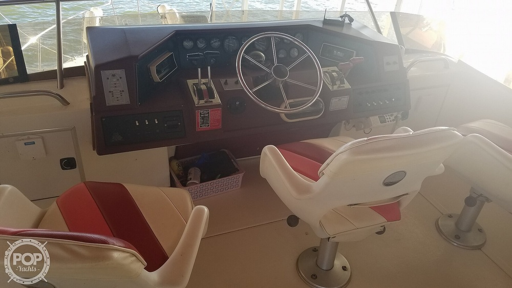 1989 Sea Ray boat for sale, model of the boat is 380 Aft Cabin & Image # 11 of 40