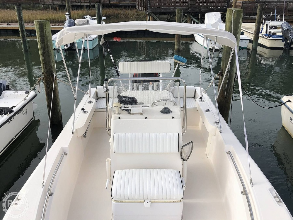 2006 McKee Craft boat for sale, model of the boat is 196 Marathon CC & Image # 23 of 41