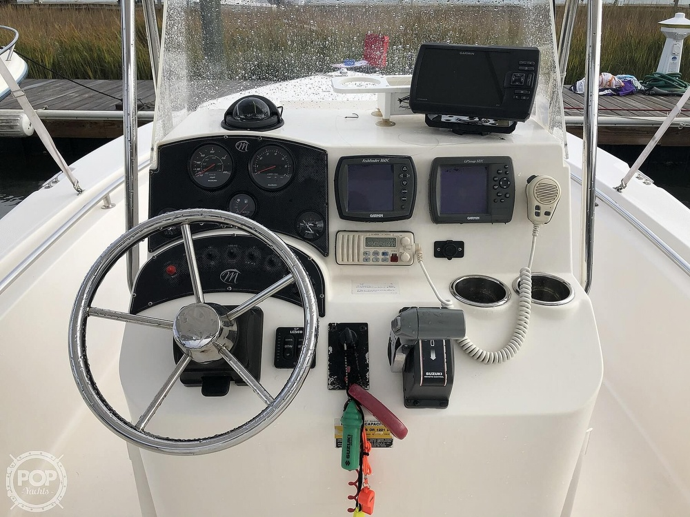 2006 McKee Craft boat for sale, model of the boat is 196 Marathon CC & Image # 36 of 41
