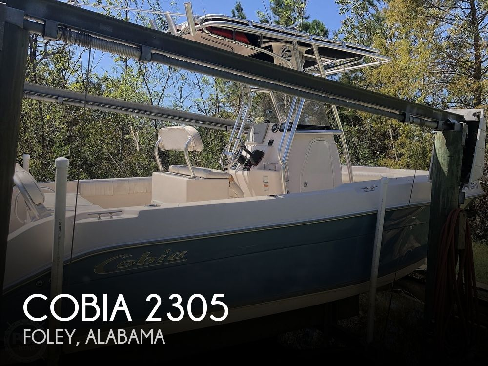 Used Cobia Boats For Sale in Alabama by owner | 2007 Cobia Cobia 2305