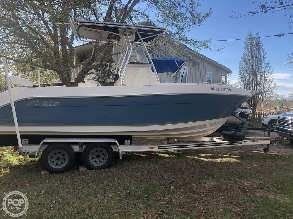 2007 Cobia boat for sale, model of the boat is 2305 & Image # 3 of 41