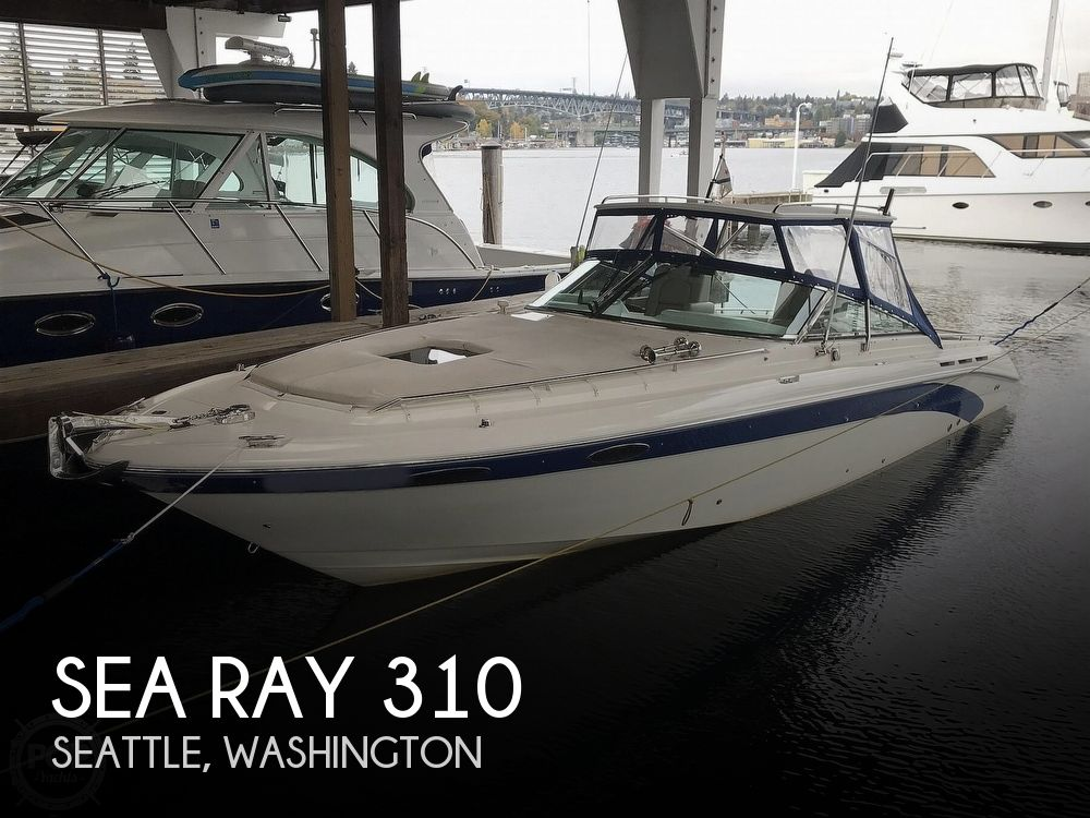 1995 Sea Ray boat for sale, model of the boat is 310 Sun Sport & Image # 1 of 40