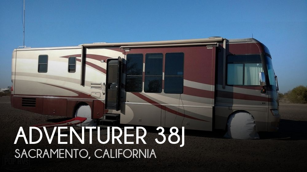 2006 Winnebago Adventurer 35