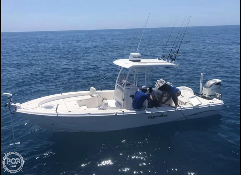 2019 Blue Wave boat for sale, model of the boat is 2800 Pure Bay & Image # 3 of 7