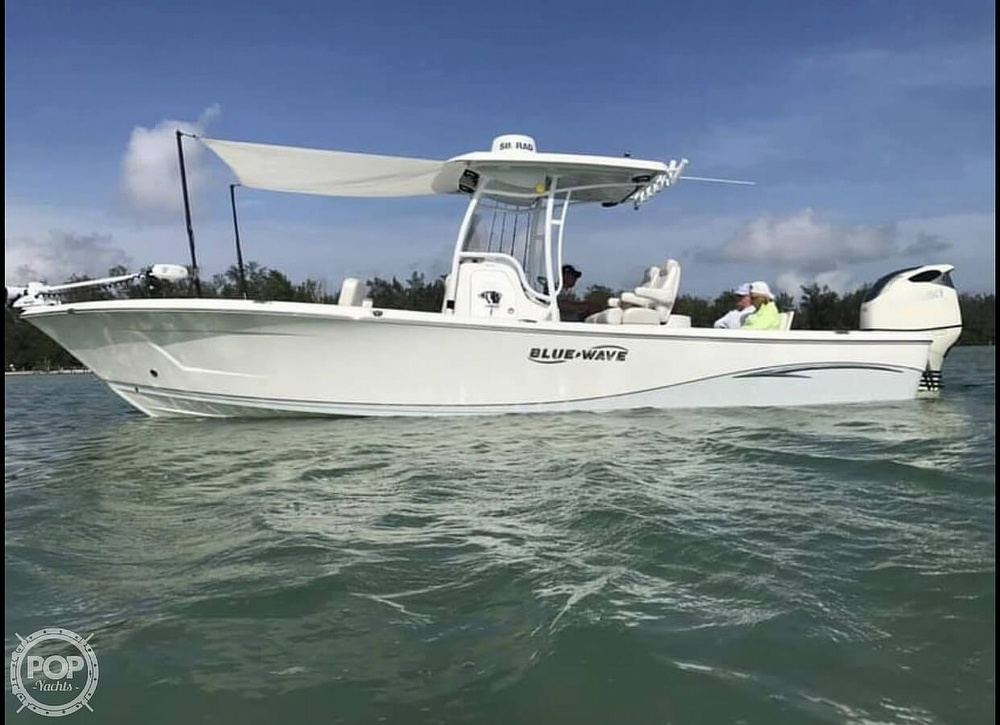 2019 Blue Wave boat for sale, model of the boat is 2800 Pure Bay & Image # 4 of 7