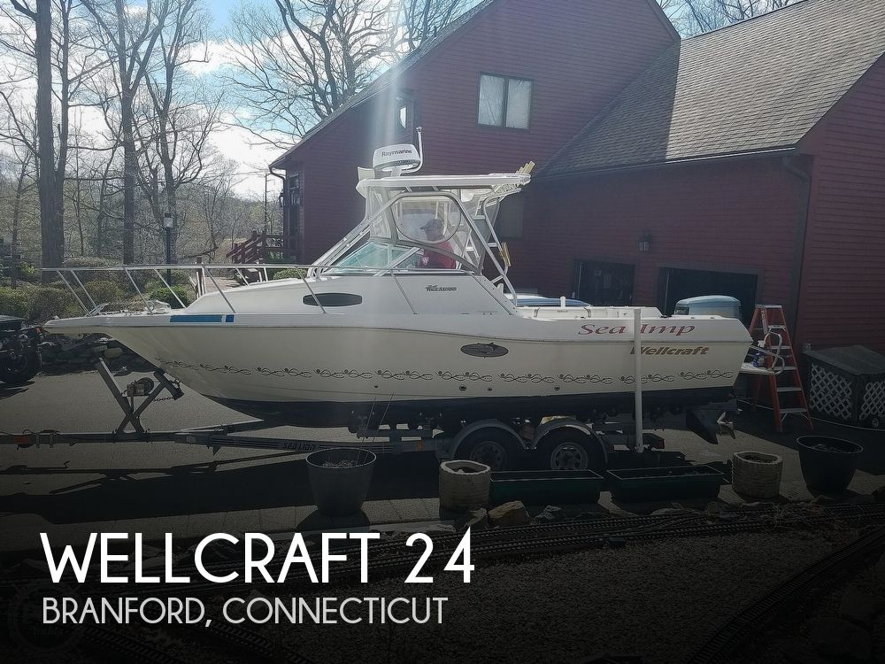 2001 WELLCRAFT 24 for sale