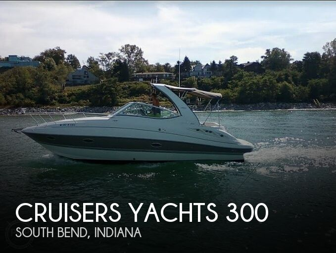2007 Cruisers Yachts boat for sale, model of the boat is 300 Cxi & Image # 1 of 40