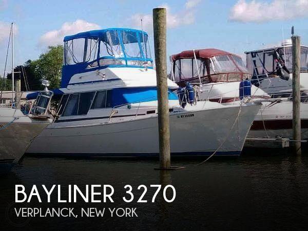 Used Bayliner Boats For Sale in New York by owner | 1986 Bayliner Explorer 3270