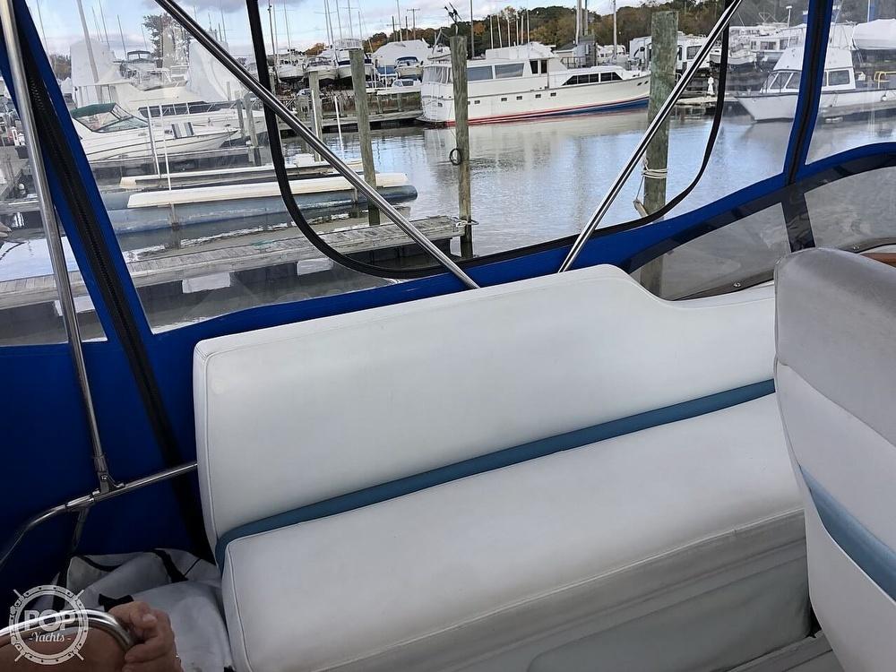 1986 Bayliner boat for sale, model of the boat is Explorer 3270 Diesel & Image # 35 of 40