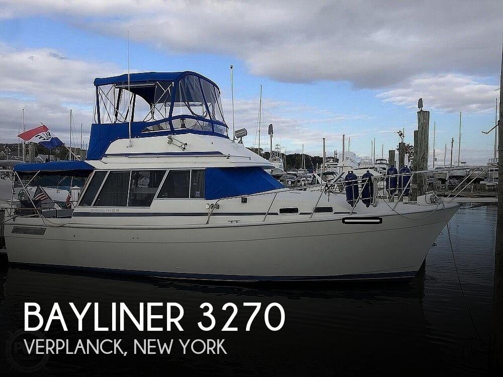 1986 Bayliner boat for sale, model of the boat is Explorer 3270 Diesel & Image # 1 of 40