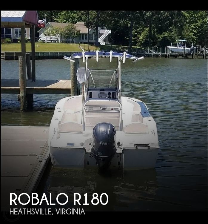 2017 ROBALO R180 for sale