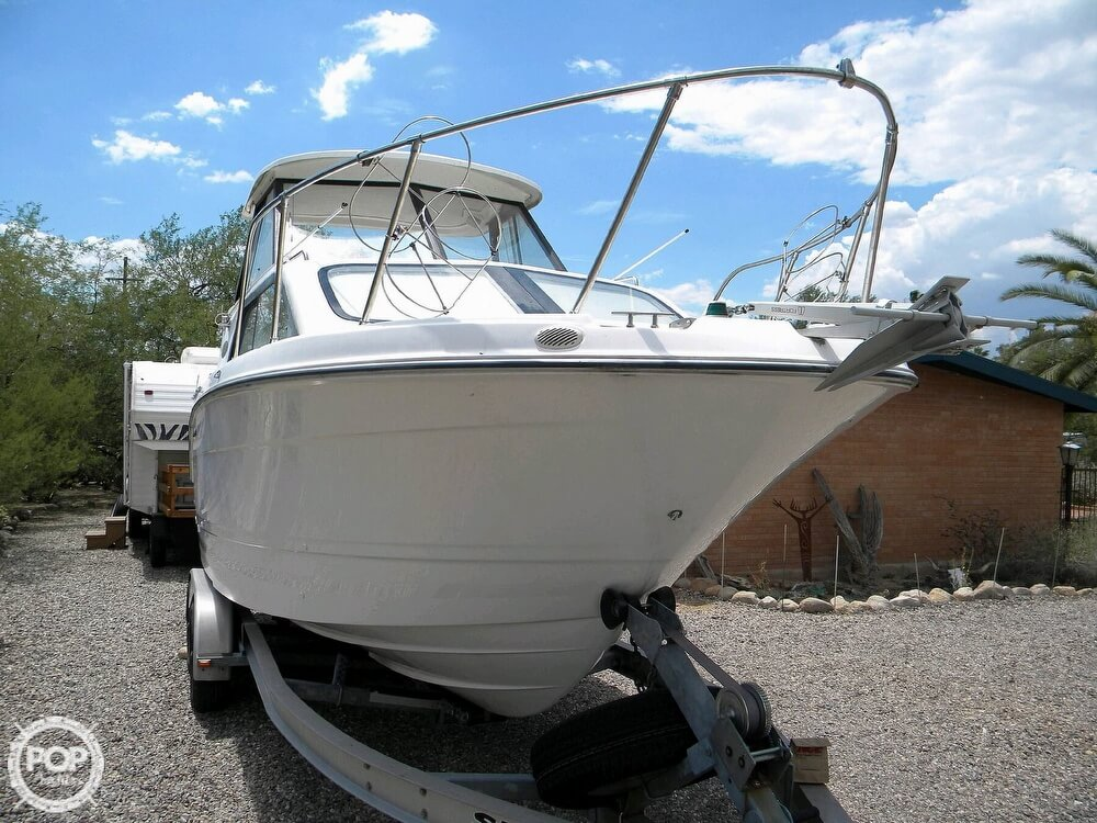 2001 Bayliner boat for sale, model of the boat is 2452 Ciera Classic & Image # 3 of 40
