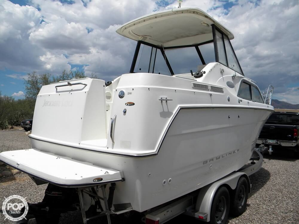 2001 Bayliner boat for sale, model of the boat is 2452 Ciera Classic & Image # 4 of 40