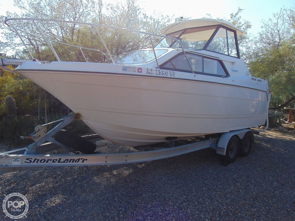 2001 Bayliner boat for sale, model of the boat is 2452 Ciera Classic & Image # 2 of 40