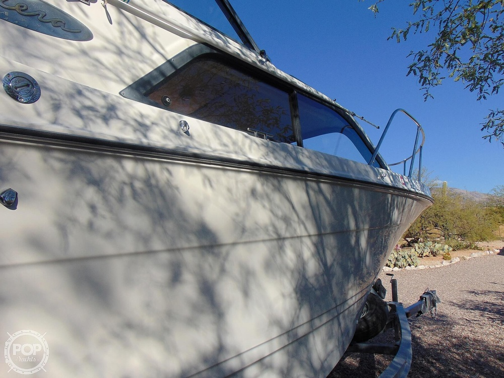 2001 Bayliner boat for sale, model of the boat is 2452 Ciera Classic & Image # 10 of 40