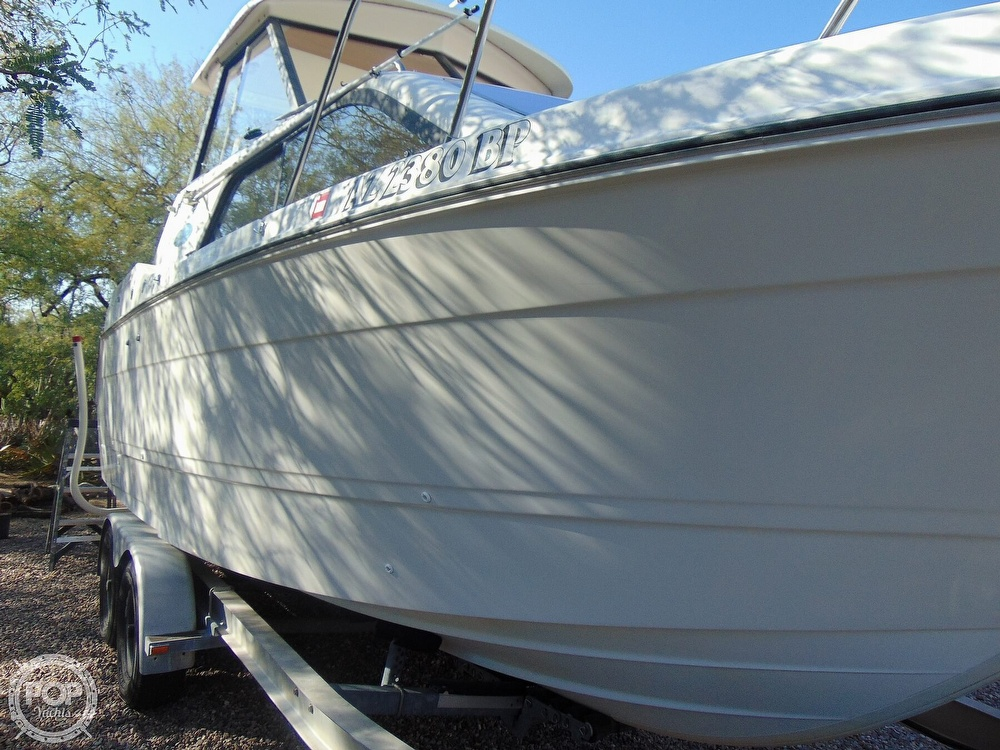 2001 Bayliner boat for sale, model of the boat is 2452 Ciera Classic & Image # 12 of 40
