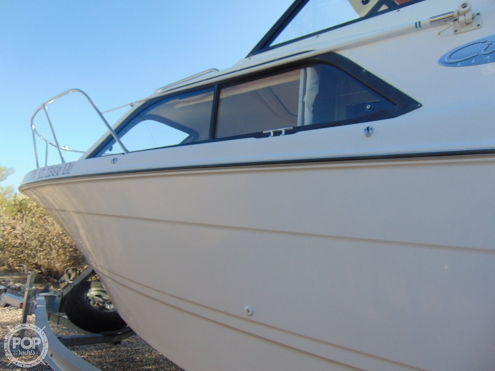 2001 Bayliner boat for sale, model of the boat is 2452 Ciera Classic & Image # 22 of 40