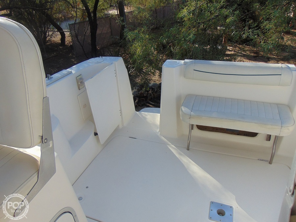 2001 Bayliner boat for sale, model of the boat is 2452 Ciera Classic & Image # 38 of 40